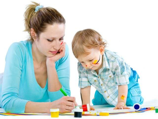 Что должен знать ребенок в 2 года