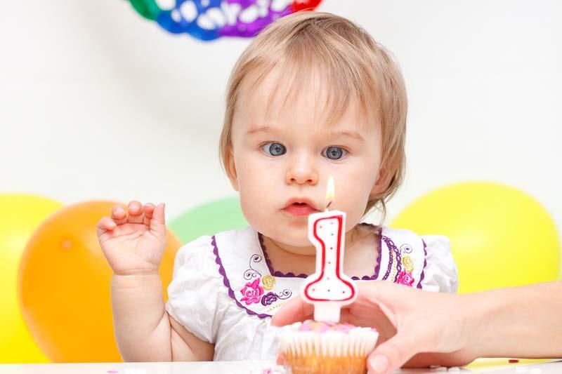 Что должен знать ребенок в год