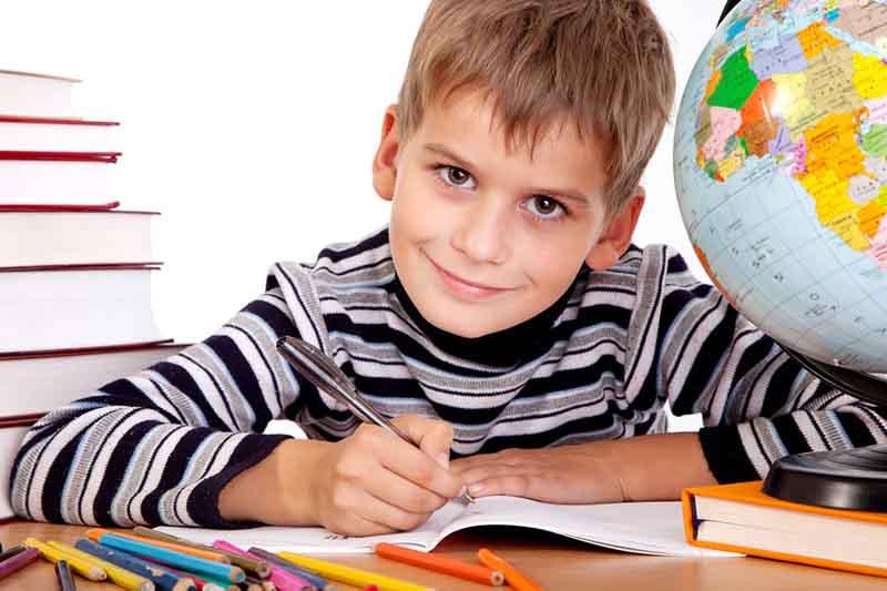 Что должен знать ребенок в 8 лет