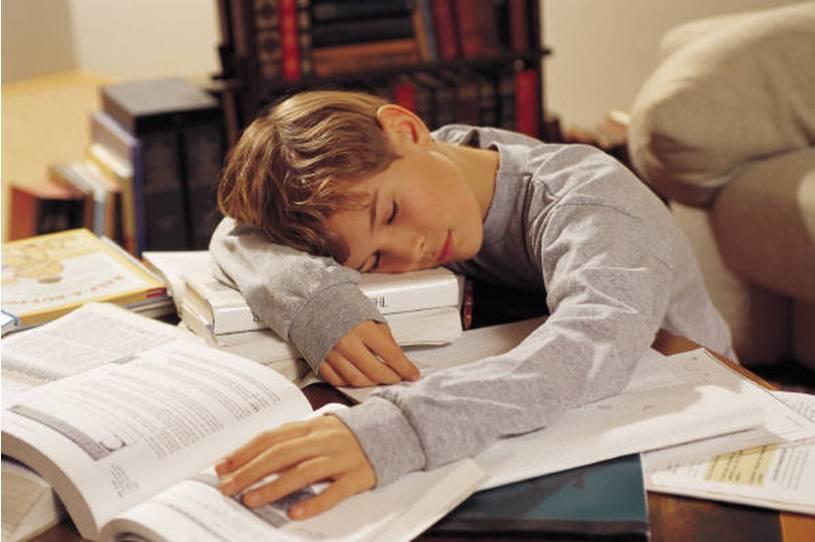 Как сберечь здоровье ребенка от школьных перегрузок