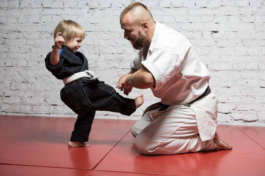 Спорт и маленькие дети