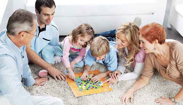 Зачем и как играть с детьми