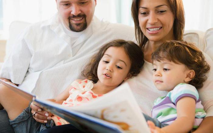 Что читать ребенку от трех до четырех лет