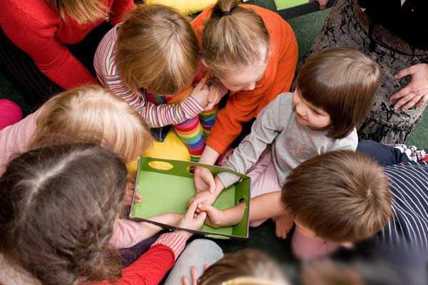 Игры на развитие общения для дошкольников