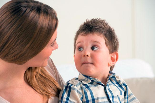 Если ребёнок лжёт